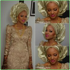 bellanaijaweddings makeupartist fandymakeup mekkyaj_fandy mekkyaj_fandy
