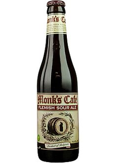 Monk's Cafe Flemish Sour Ale: Really different, not ciderish but strong sour kick....really interesting