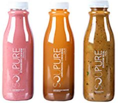 The Health Nut Gift Guide | Soupure 3 Day Cleanse