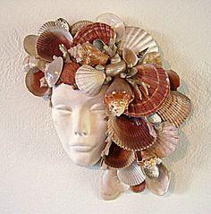 seashell masks - Bing Images