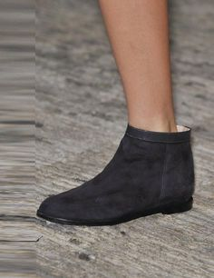 ELLE picks: The flat shoe | ELLE UK ~ Richard Nicoll