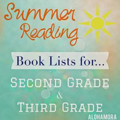 Alohamora: Open a Book: Summer Reading for Second (2nd) and Third (3rd) Gr...