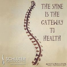 """The beginning of the disease process begins with postural distortions."" - Dr. Hans Selye, Nobel Laureate In other words, a deviation in spinal structure has the potential to affect your health! ‪#‎GetAdjusted‬ ‪#‎Chiropractic‬"