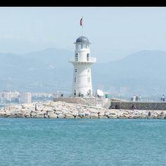 Alanya Boat Harbor, Turkey