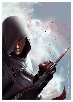 Altair Ibn-La Ahad - Assassin's Creed - Katarina-Venom.deviantart.com