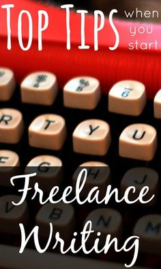 Becoming a freelance writer and working for yourself can be so fulfilling although there are a few things you can do to help achieve success. freelance writing, how to freelance write #freelancer #freelance #writer