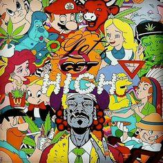 Lets get high?