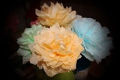 ideas for coffee filters