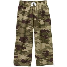 Garanimals Baby Toddler Boy Printed French Terry Pants, Size: 18 Months, Green