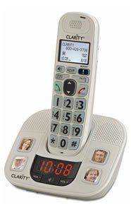 Amplified Cordless Picture Phone (Catalog Category: Special Needs Products / Corded) --- http://www.amazon.com/Amplified-Cordless-Picture-Catalog-Category/dp/B00A0STCOC/ref=sr_1_7/?tag=telexintertel-20