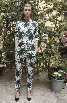 ganni_brunch_kopenhagen8 Casual Chic Outfits, Hollywood Dress, Danish Fashion, Clothing Blogs, Styles P, Brunch, Just Girl Things, Urban Chic, Fashion Prints