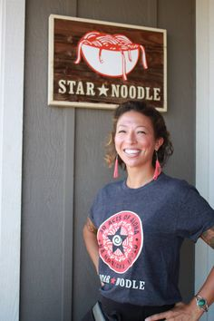 """The Hot n'Sour Soup is one of my favorites. I love pho, I love ramen and this is both, two of my favorite things combined. What sets this restaurant apart from others for me is the upbeat pace and the camaraderie of the employees, both front and back of house and the passion that we all have for food."" Noreen, Server since 2012."
