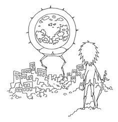 地球が造ったロボット | ロボットノート