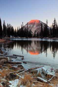 Bald Mountain, Uinta Mountains, Utah (by Johnny Adolphson) Oh The Places You'll Go, Places To Travel, Places To Visit, Dream Vacations, Vacation Spots, Beautiful World, Beautiful Places, Voyager Loin, Camping Spots