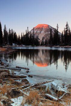 Bald Mountain, Uinta Mountains | Utah (by Johnny Adolphson)