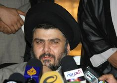 As it says in Revelation, he makes them bear the mark on their hand.  Al-Sadr calls up for a new round of violence.  More at www.andrewtheprophet.com