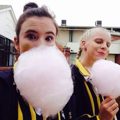 Fairy floss, fairly flaws