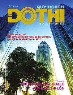 Tạp chí Quy hoạch Đô thị - số 18+19 (2014)  Vietnamese Journal of Urbanism - 18+19 (2014)