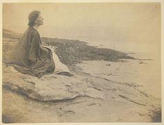 Gertrude Käsebier, Agnes (Mrs. Francis) Lee, Platinum print