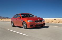 2014 Motor Trend Car of the Year Contender: BMW 5 Series - Motor Trend WOT