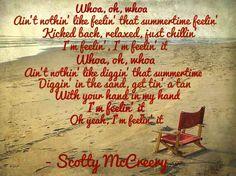 Feelin' it - Scotty McCreery