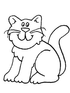 Scat the cat – color learning game hello kitty colouring pages, cat coloring page, Hello Kitty Colouring Pages, Cat Coloring Page, Animal Coloring Pages, Coloring Pages For Kids, Coloring Books, Cat Pictures To Color, Colorful Pictures, Cat Template, Animal Gato