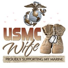 USMC Wife...