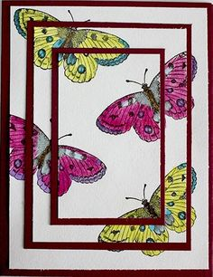 Triple the Fun by Beth Norman using Technique Junkies Stamps
