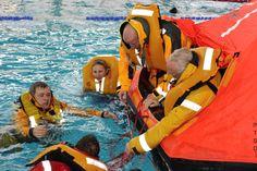 RYA  Sea Survival Course London  (Saturday, November 21st 2015)
