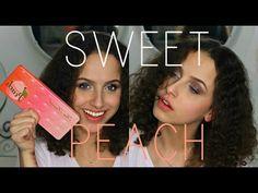#beauty #makeup #youtube #bbloggers #sweetpeach #thesweetpeachpalette #toofaced #tf #girl #tutorial #eyeshadow #palette #sweetpeachglow