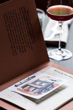 Lesa on Behance Menu Design, Book Design, Branding Design, Tourism Victoria, Fine Paper, Publication Design, Jobs Apps, Wine List, Environmental Design