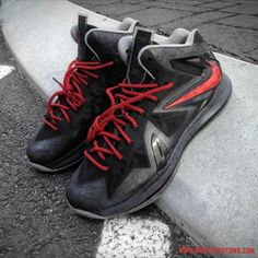 save off 55635 97635 Nike LeBron X Killer Elite by Mache Customs Running Shoes, Lebron James 10,  Custom
