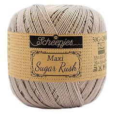 Coton Scheepjes Maxi Sugar Rush - Rascol