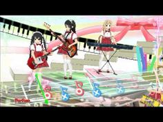 ▶ PSP K-ON! | Dear My Keys ~Kenban no Mahou~ - YouTube