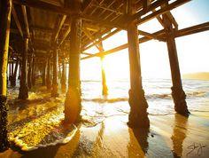 Underneath the Santa Monica Pier Under the Pier | Discover Los Angeles