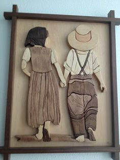 Hutt-Write Voice: Intarsia - Recycling Wood Pieces
