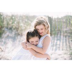 Sister love. Enough said. #jenningskingphotography #isleofpalms #familyphotographer #charlestonfamilyphotographer #sisters #IOP #beachphotography #beach