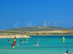 windsurf in alaçatı / çeşme, Turkey.. Best place to wind surf in Turkey and one of the best in the world..