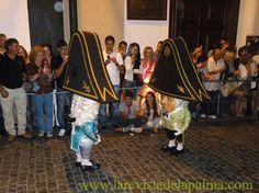FOTOS DANZA DE LOS ENANOS cada 5 años, Fiestas de la Bajada de La Virgen 2010. Isla de la Palma, Islas Canarias.