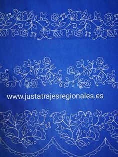 JUSTA TRAJES REGIONALES Folk Embroidery, Embroidery Transfers, Hand Embroidery Designs, Vintage Embroidery, Embroidery Patterns, Diy And Crafts, Crafts For Kids, Cutwork, Pencil Drawings