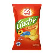 Zweifel Cractiv Chips Nature Snack Recipes, Snacks, Chips, Food, Salt, Snack Mix Recipes, Appetizer Recipes, Appetizers, Potato Chip
