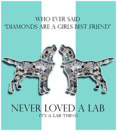 Labradors Love!