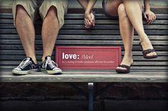 cute engagement pic idea
