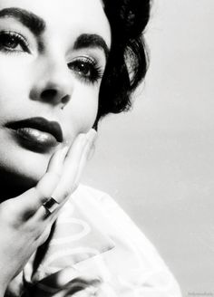 Elizabeth Taylor - I want to draw this