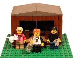 Trailer Park Boys Lego Collection! I must have this!
