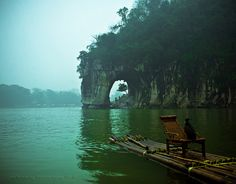 Elephant Trunk Hill Park - Guilin City, Guangxi Provice China