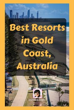 With over 57 kilometers of pristine coastline, the city of Gold Coast is Australia's 6th largest city with glittery high-rise buildings. Known to be the pl