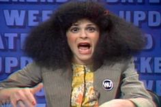 'SNL's' 40 Most Iconic Characters: From the Blues Brothers to Stefon Comedy Tv, Comedy Show, Mary Katherine Gallagher, The Larry Sanders Show, Snl Cast Members, Snl Skits, Snl Saturday Night Live, Gilda Radner, Weekend Update