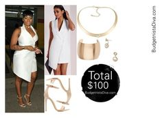 """""""Celebrity Style Steal: Fantasia"""" by budgetnistadiva on Polyvore featuring Lyla Loves, Missguided, Charlotte Russe, Dorothy Perkins and Forever 21"""