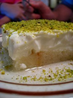 lebanese food - aish al saraiah by protogarrett, via Flickr arabic-desserts-food